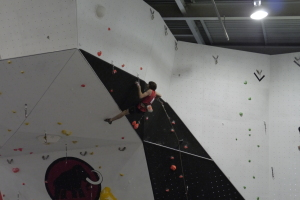 Sheffield hosts British Climbing Championships