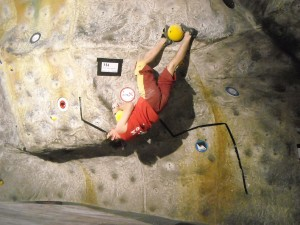 Climbing competition: rulers of Foundry 'wave' declared
