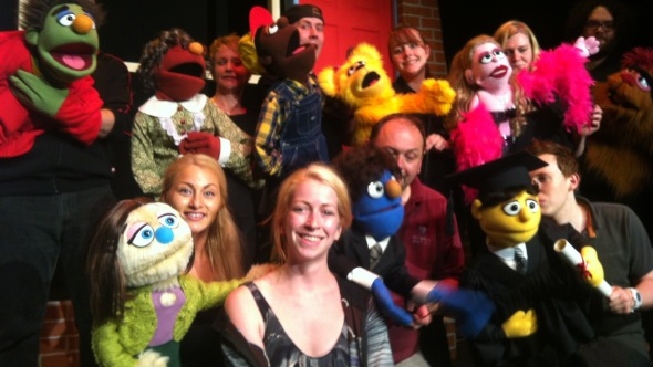 From New York to Nether Edge: Avenue Q