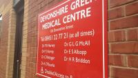 Sheffield GP Surgery's threatened