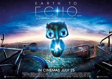 Win family tickets for Earth to Echo