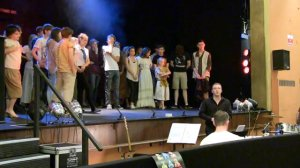 Sheffield youth group theatre perform Jesus Christ Superstar