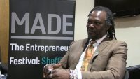 Levi Roots talks business