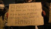 Sheffield women reclaim the streets