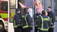 Fire Fighters one day strike action