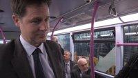 Clegg talks about Sheffield Devolution