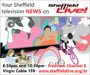 Your Sheffield Local Television News on Sheffield Live TV, click for more details