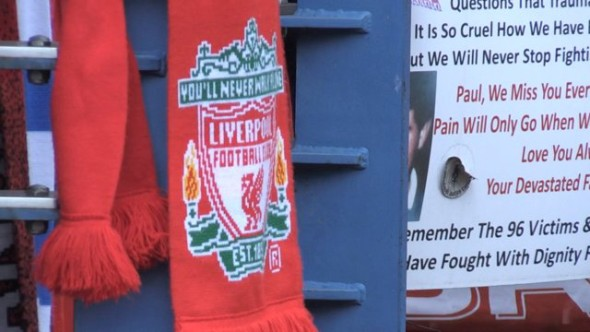 Sheffield remembers those who lost their lives at Hillsborough
