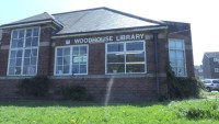 Woodhouse Library on the move