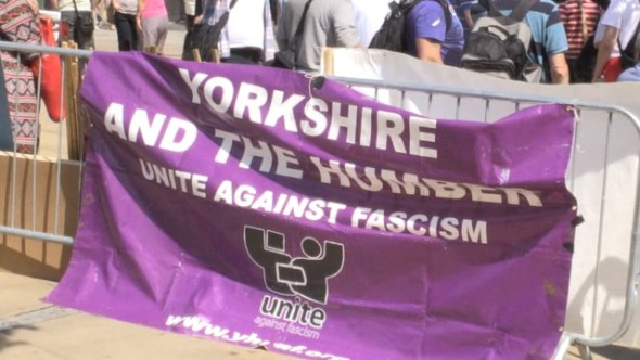 Call to unite against racism and fascism